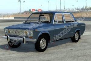 Vaz 2103 Mod for BeamNG Drive