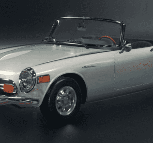 1970 Honda S800 Mod for Car Mechanic Simulator 2018