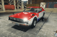1973 Nissan C110 2000GT-R Mod for Car Mechanic Simulator 2018