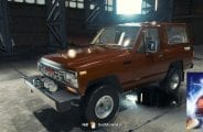 1985 Nissan Safari Mod for Car Mechanic Simulator 2018