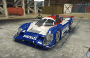 1991 Nissan R91CP Mod for Car Mechanic Simulator 2018