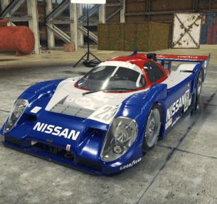 1991 Nissan R91CP Mod for Car Mechanic Simulator 2018