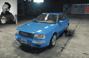 Audi RS2 Avant Mod for Car Mechanic Simulator 2018