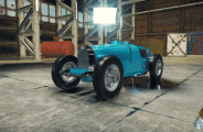 Bugatti Type 35 Mod for Car Mechanic Simulator 2018