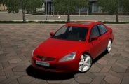 Honda Accord V6 2004 Mod for City Car Driving v.1.5.6