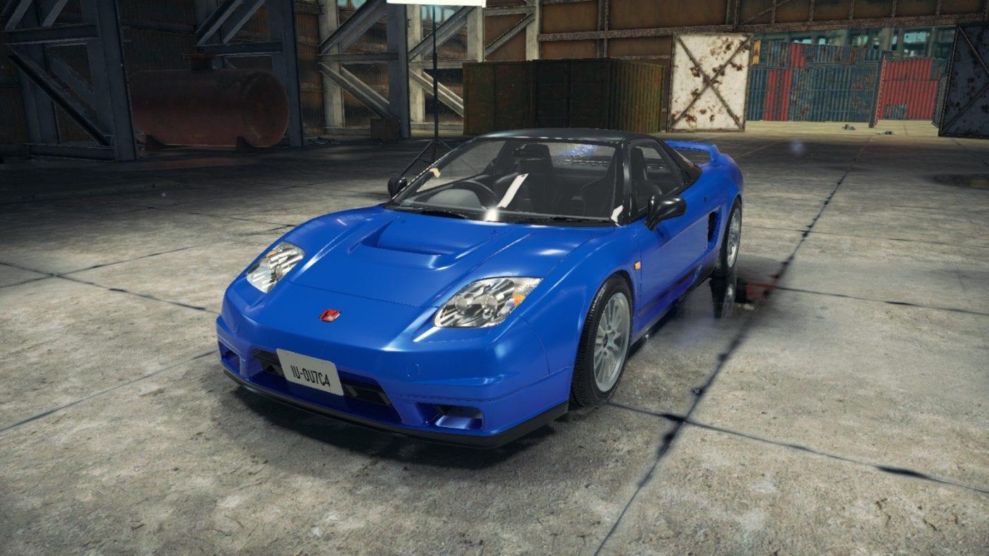 Honda Nsx Mod For Car Mechanic Simulator 2018