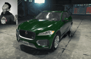 Jaguar F-Pace Mod for Car Mechanic Simulator 2018