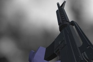 M4A1 Mod for Ravenfield