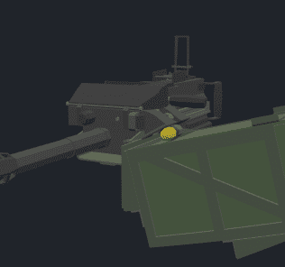 MK 19 Mod for Ravenfield