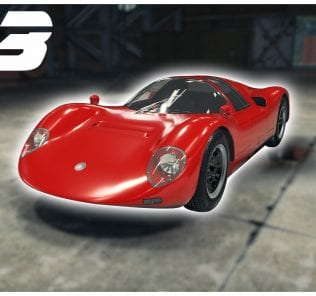 Nissan R380 II (1967) Mod for Car Mechanic Simulator 2018