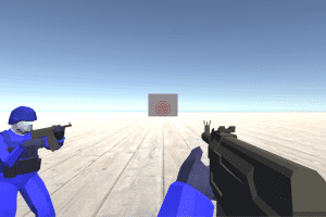 Uzi Mod for Ravenfield