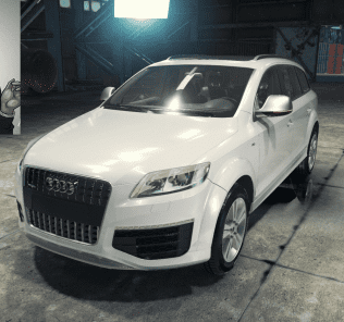 Audi Q7 Mod for Car Mechanic Simulator 2018