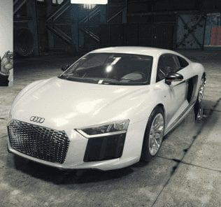 Audi R8 Mod for Car Mechanic Simulator 2018