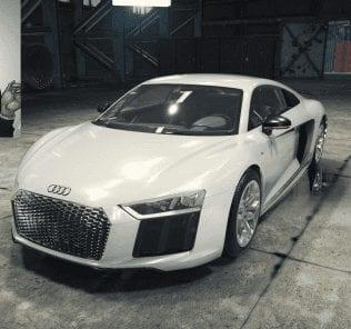 Audi R8 Mod for Car Mechanic Simulator 2018