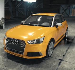 Audi S1 Mod for Car Mechanic Simulator 2018