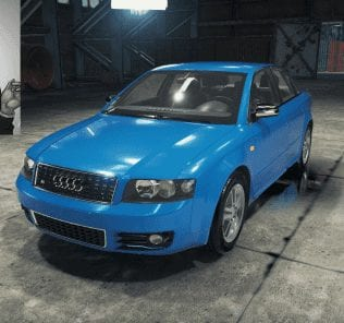 Audi S4 Mod for Car Mechanic Simulator 2018
