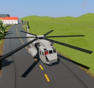 CH-53 Sea Stallion Mod for Brick Rigs