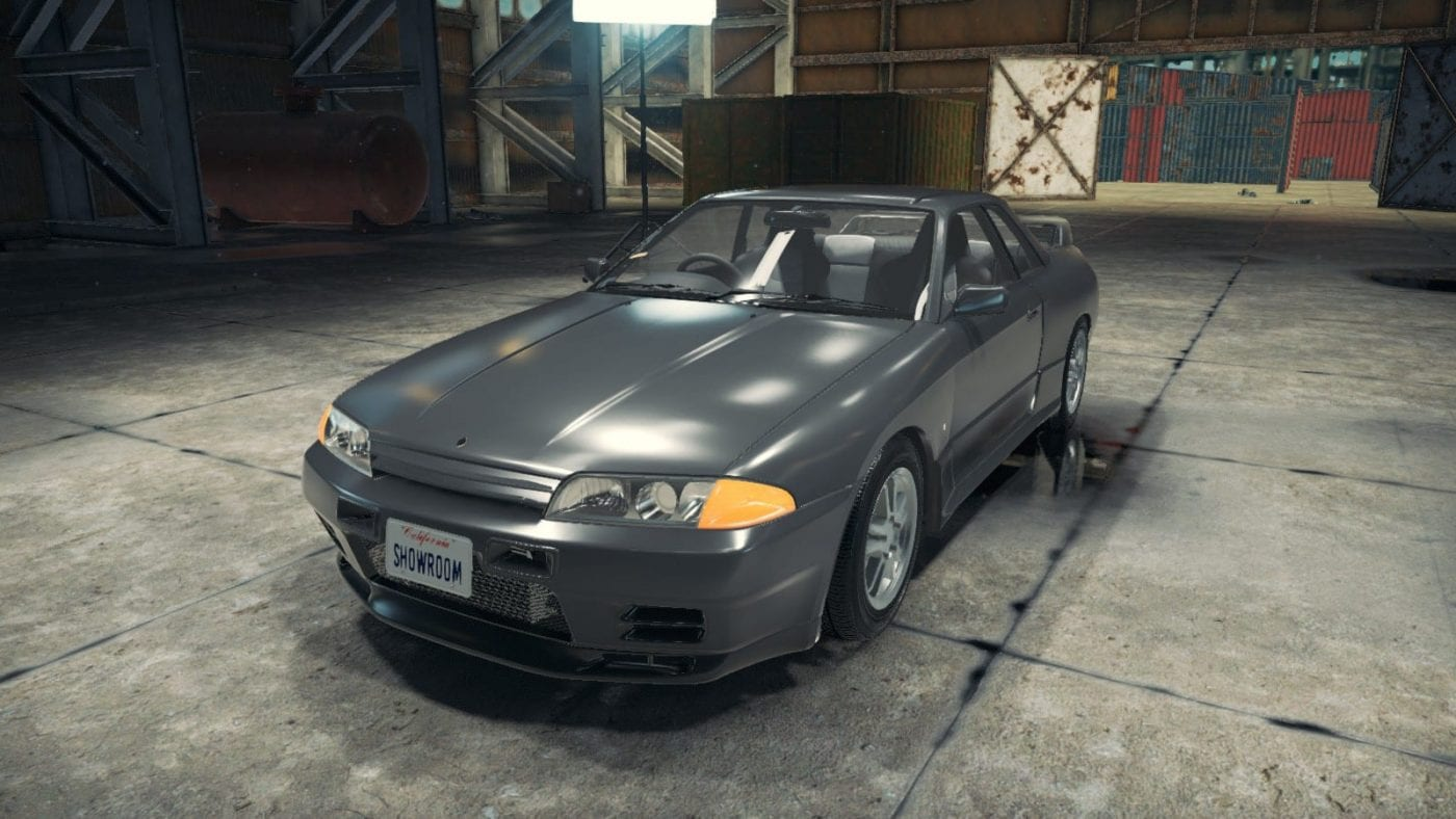 Nissan Skyline GT-R (R32) Mod for Car Mechanic Simulator 2018