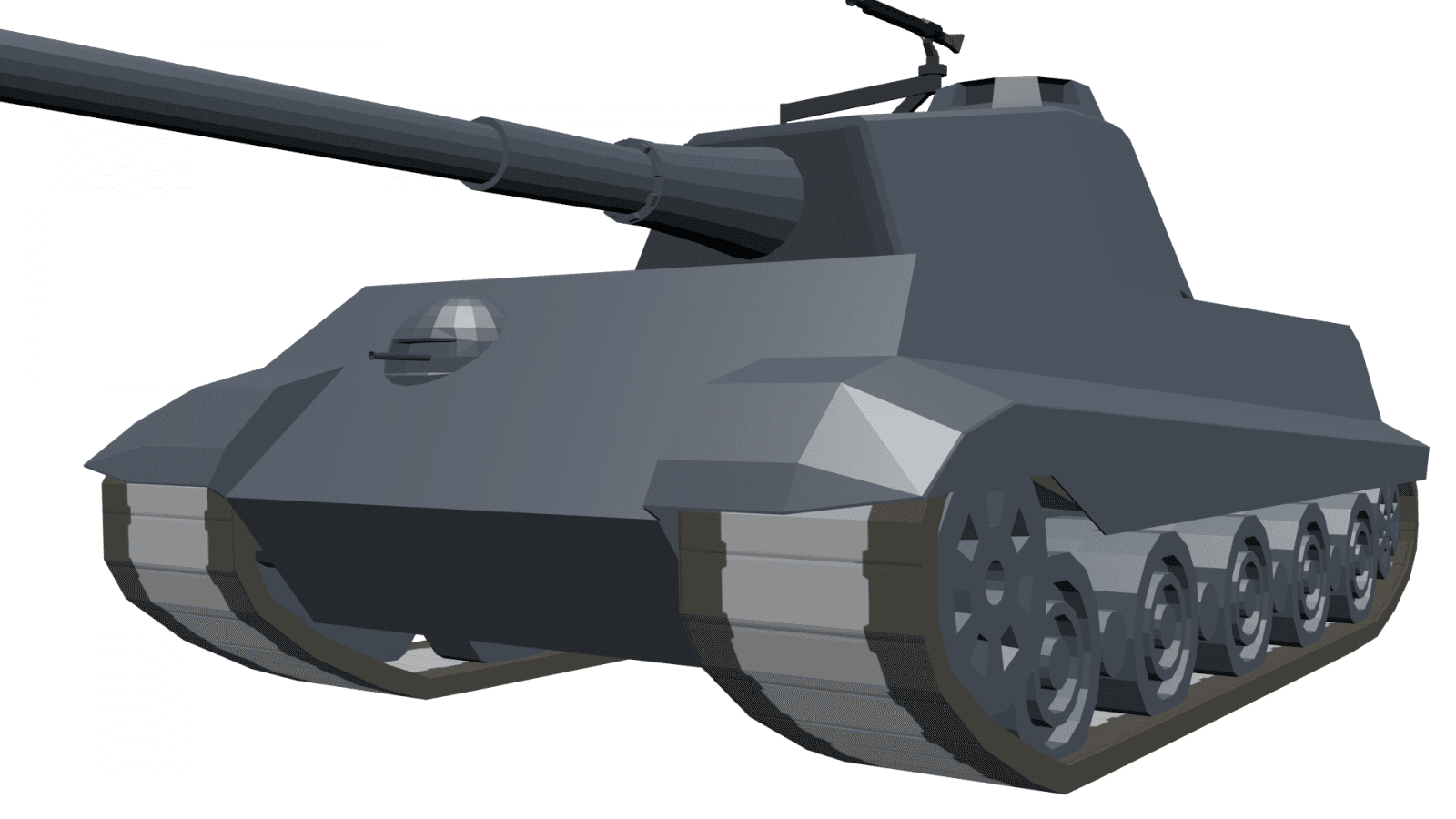 Tiger 2 Mod for Ravenfield