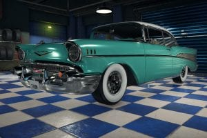 1957 Chevrolet Mod for Car Mechanic Simulator 2018
