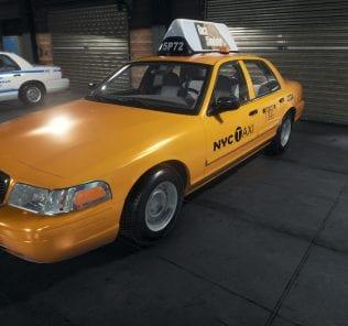 2010 Ford Crown Victoria Mod for Car Mechanic Simulator 2018