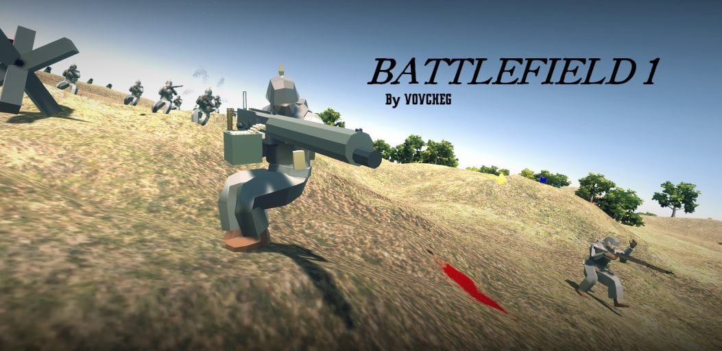 Battlefield 1 Mod for Ravenfield