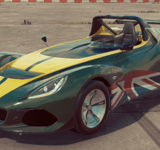 British Pride Mod for Car Mechanic Simulator 2018