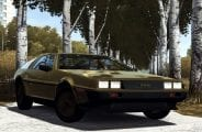 Delorean DMC-12 Mod for City Car Driving v.1.5.1 - 1.5.6