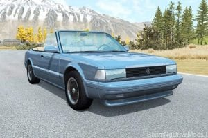 Etk I-Series Cabrio V1.2 Mod for BeamNG Drive