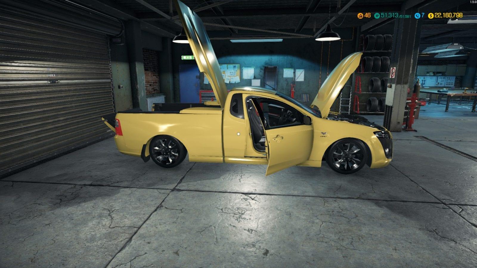 Car Mechanic Simulator 2015 Mods >> Ford Fpv Ute 2015 Mod For Car Mechanic Simulator 2018