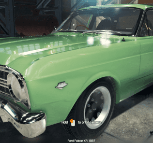Ford Falcon XR GT 1967 Mod for Car Mechanic Simulator 2018