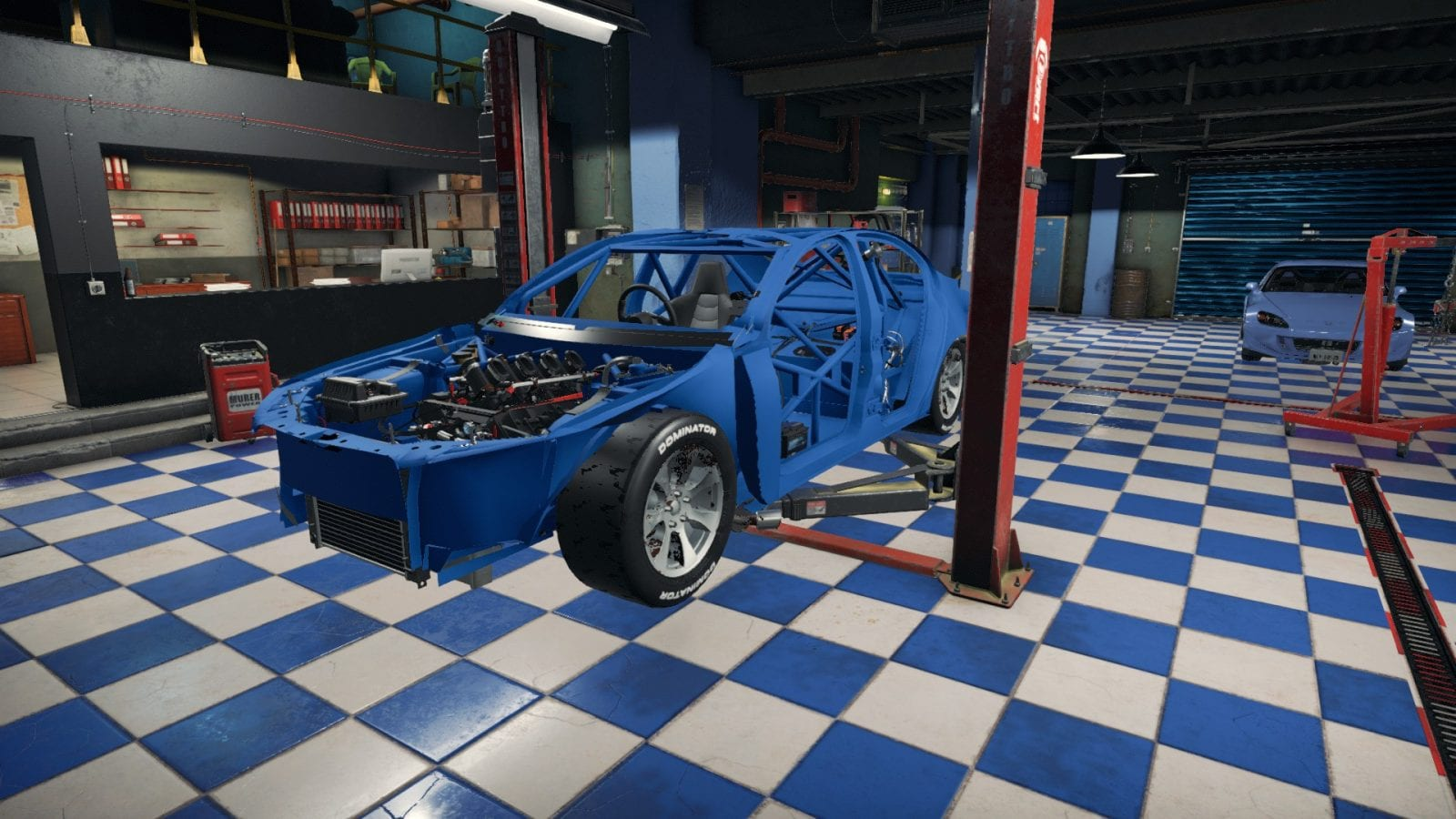 Ford and Holden V8 Supercars Mod for Car Mechanic Simulator 2018