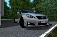 Lexus IS-F Mod for City Car Driving v.1.5.1 - 1.5.6