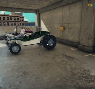 Meyers Manx Ythma's Mods [config] Mod for Car Mechanic Simulator 2018