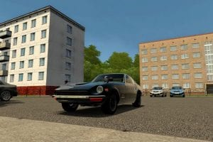 Nissan Fairlady Z 432 Mod for City Car Driving v.1.5.1 - 1.5.6