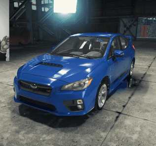 Subaru WRX STi Mod for Car Mechanic Simulator 2018