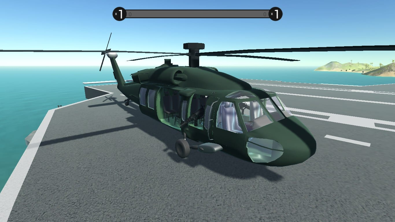 UH-60 Mod for Ravenfield