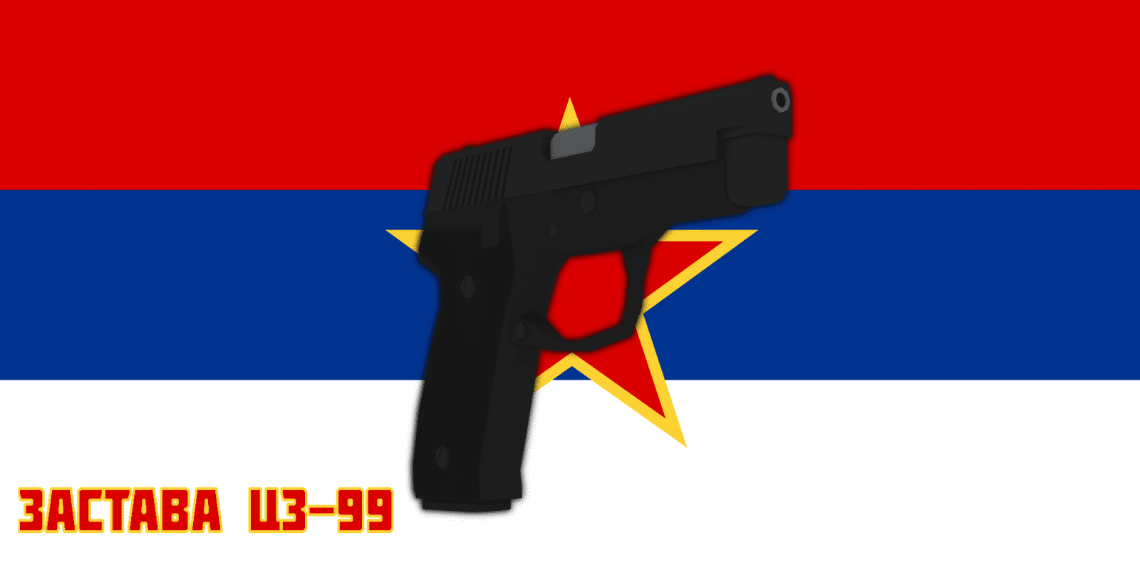 WIP] Yugoslavian Weapons Pack Mod for Ravenfield
