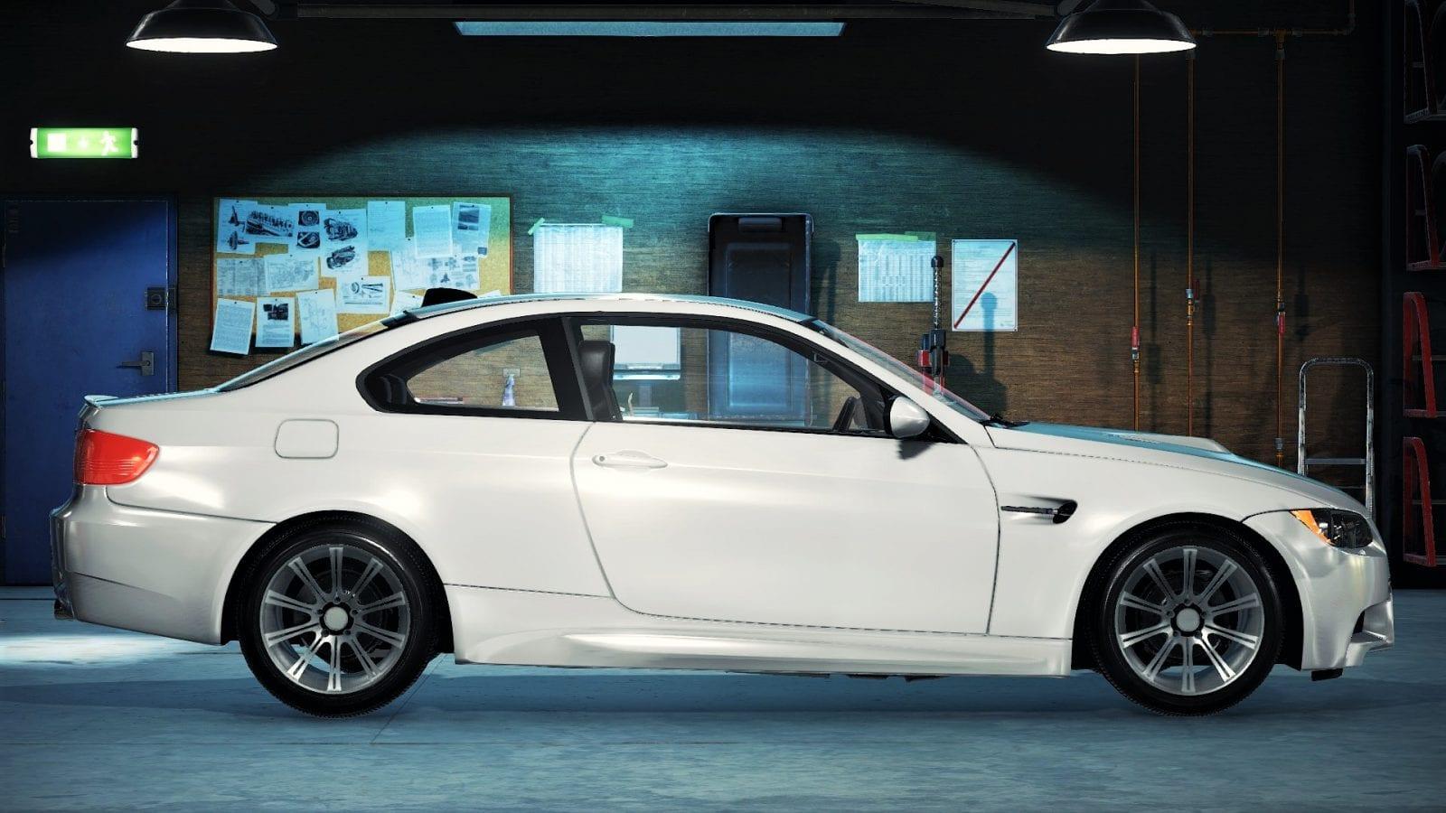 BMW M3 E92 2008 Mod for Car Mechanic Simulator 2018