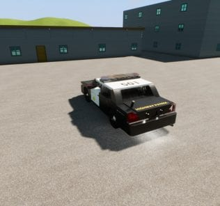 CHP Crown Vic Mod for Brick Rigs