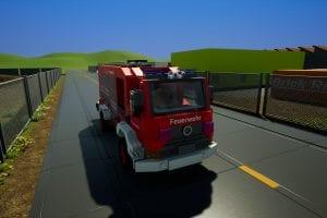 Feuerwehr HLF 20/16 Mod for Brick Rigs
