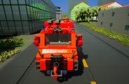 Feuerwehr TLF-3000 [Unimog] Mod for Brick Rigs