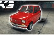 Fiat 126p (1975) Mod for Car Mechanic Simulator 2018