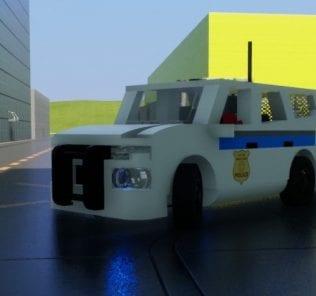 TAC Goliath 2016 BRPD Mod for Brick Rigs