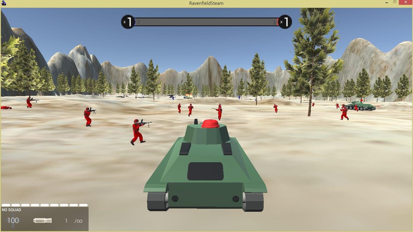 Winterkampf Mod for Ravenfield
