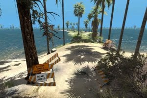 Avius Isle 1.0 Mod for BeamNG Drive