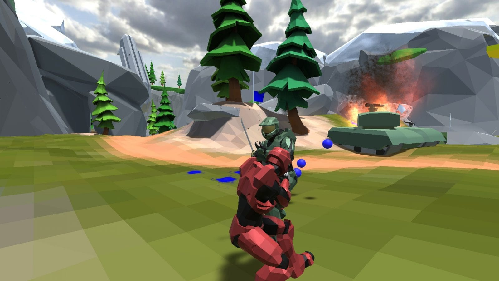 Halo Spartan Mod for Ravenfield