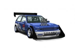 Ibishu Covet: Insane Edition 1.0 Mod for BeamNG Drive