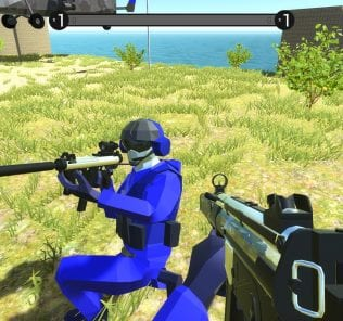 Jäger[LP] Mod for Ravenfield