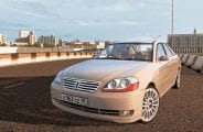 Toyota Mark Ii X110 2004 Mod for City Car Driving v.1.5.1 - 1.5.6